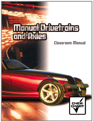 9780130933898: Manual Drivetrains and Axles