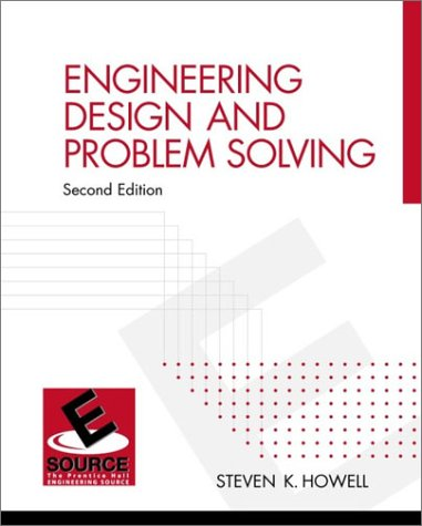 9780130933997: Engineering Design and Problem Solving (2nd Edition)