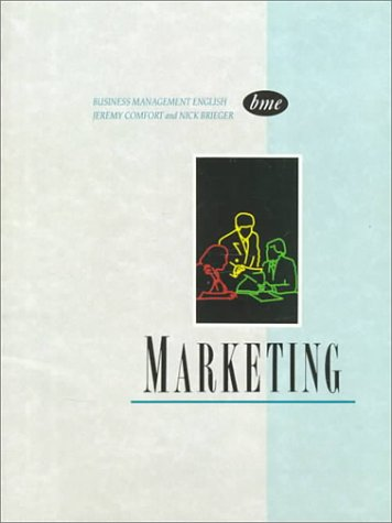 9780130934697: Business Management English: Marketing (Business management English series)