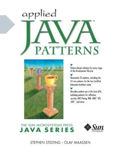 9780130935380: Applied Java Patterns