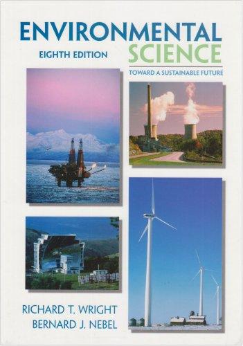 9780130936547: Environmental Science 8 Edition School Edition 2002c
