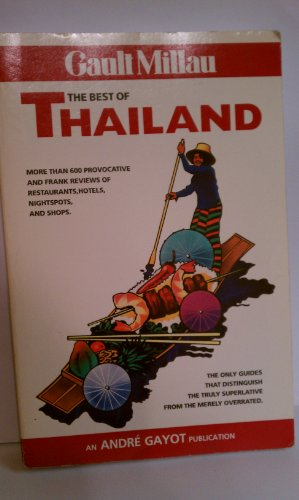 9780130936752: The Best of Thailand (Gault Millau)