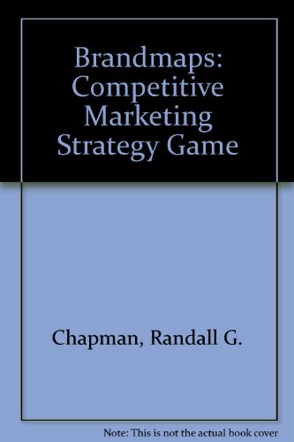 9780130936912: Brandmaps: Competitive Marketing Strategy Game