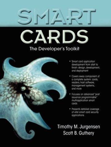9780130937308: Smart Cards: The Developer's Toolkit