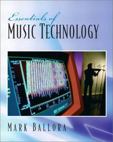 9780130937476: Essentials of Music Technology