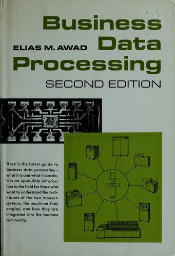 9780130938152: Business Data Processing by Elias M Awad