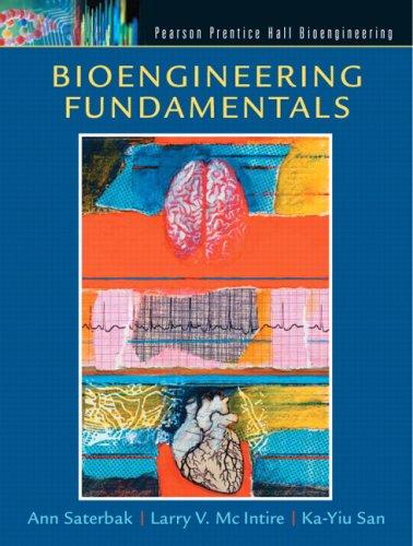 9780130938381: Bioengineering Fundamentals