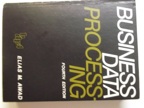 9780130938640: Business Data Processing