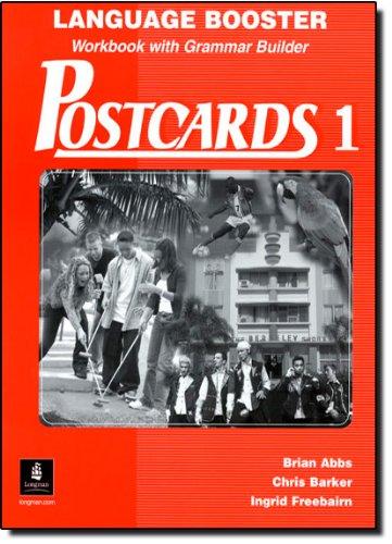 9780130939012: Postcards, Level 1 Language Booster (WB): Language Booster Workbook Level 1