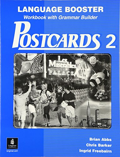9780130939029: Postcards 2 Language Booster: Workbook with Grammar Builder: Language Booster Workbook Level 2