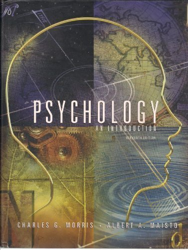9780130939272: Psychology: An Introduction
