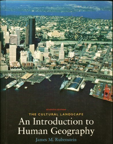 9780130939289: The Cultural Landscape: An Introduction to Human Geography