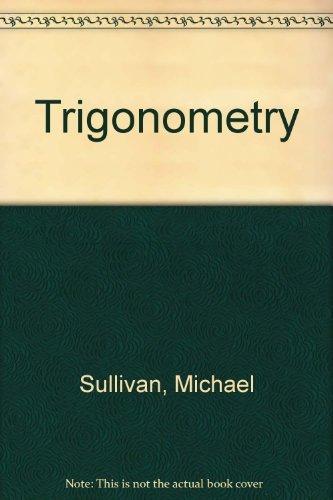 9780130939296: Trigonometry