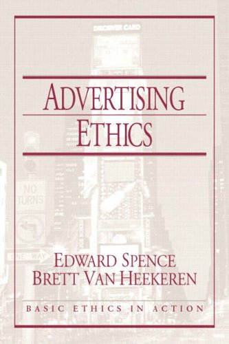 9780130941213: Advertising Ethics