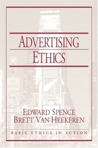 Advertising Ethics: Van Heekeren, Brett,