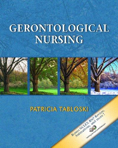 9780130941558: Gerontological Nursing