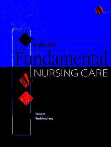 9780130941596: Workbook for Fundamental Nursing Care