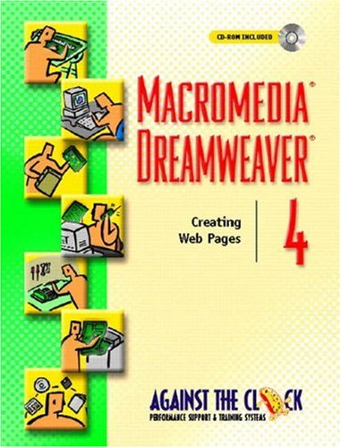 9780130941916: MacroMedia(R) Dreamweaver(R) 4: Creating Web Pages