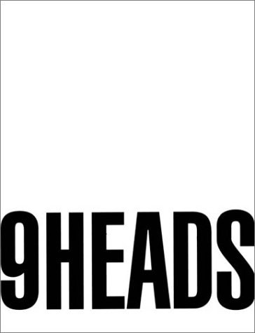 9780130941923: 9 Heads: A Guide to Drawing Fashion