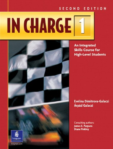 9780130942647: In Charge 1: An Integrated Skills Course for High-Level Students, Second Edition (Student Book) (bk. 1)