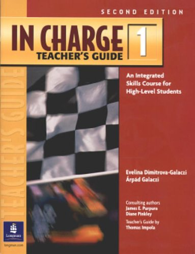 9780130942654: Scott Foresman English: in Charge 1: Teacher's Edition