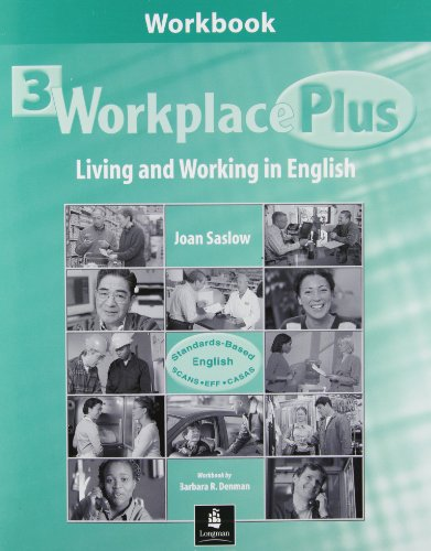 9780130943200: Workplace Plus 3 with Grammar Booster Workbook: Living and Working in English: Level 3 (Workplace Plus Series)