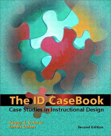 9780130943217: The ID Casebook: Case Studies in Instructional Design (2nd Edition)