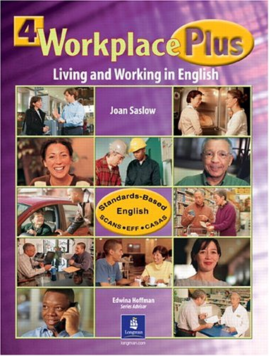 9780130943514: Living and Working in English: Student Book Level 4 (Workplace Plus Series)