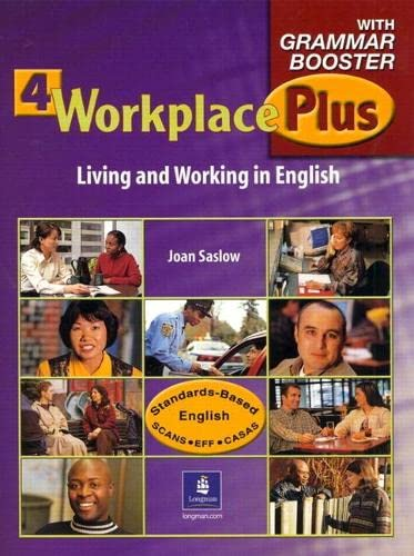 9780130943521: Workplace Plus: Living and Working in English 4 Workbook
