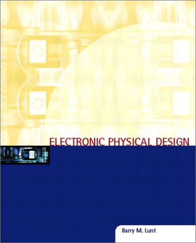 9780130943873: Electronic Physical Design