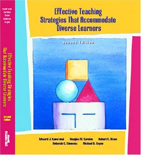 9780130944382: Effective Teaching Strategies That Accommodate Diverse Learners (2nd Edition)