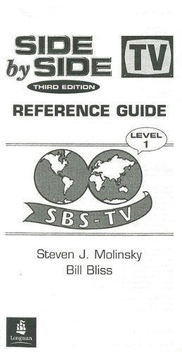 9780130944948: Side by Side 1 Reference Guide 1: bk. 1
