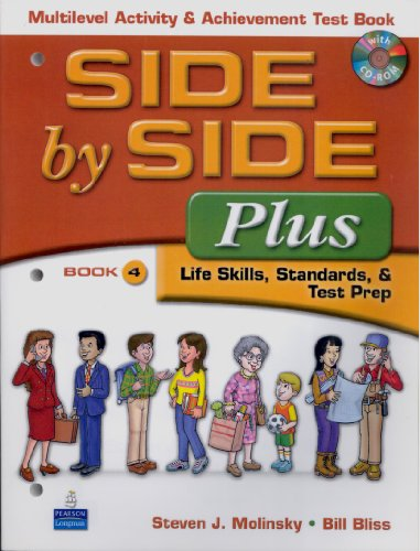 9780130944993: Side by Side Level 4 Activity & Test Prep Teacher's Resource