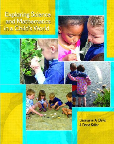 9780130945228: Exploring Science and Mathematics in a Child's World