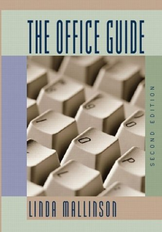 9780130945242: The Office Guide (2nd Edition)