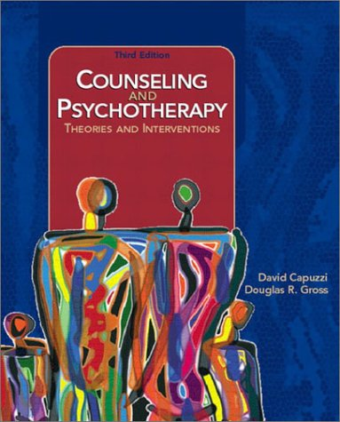 9780130947543: Counseling and Psychotherapy: Theories and Interventions (3rd Edition)