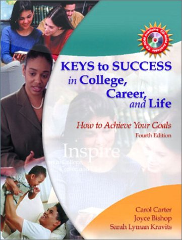 9780130947659: Keys to Success: How to Achieve Your Goals