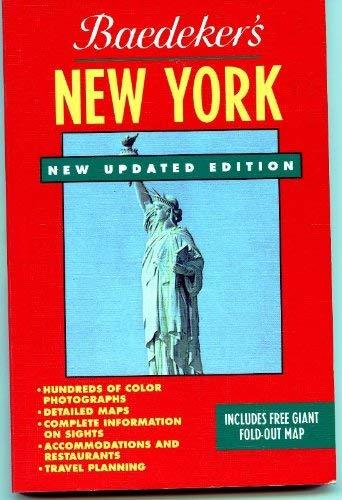Baedeker New York/Includes Map (Baedeker's Travel Guides): Carin Drechsler-Marx