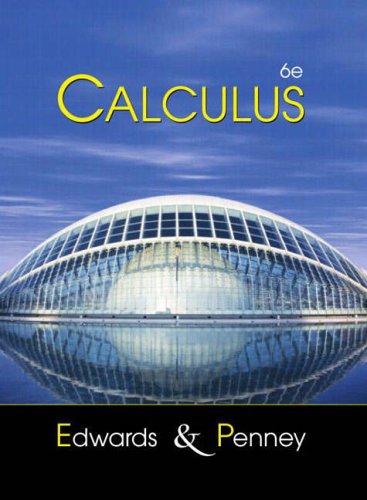 9780130950062: Calculus (International Edition)