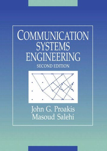 9780130950079: Communication Systems Engineering (Pie)