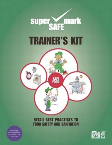 9780130950383: Trainer's Kit: A Resource for Food Safety Educators