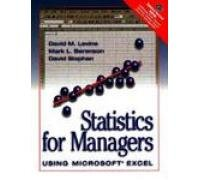 9780130950710: Statistics for Managers Using Microsoft Excel (Updated Version)