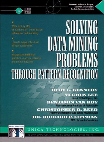 9780130950833: Solving Data Mining Problems Through Pattern Recognition (Bk/CD)