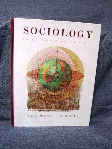 Sociology Study Guide: Macionis, John J.;