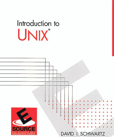 9780130951359: Introduction to UNIX