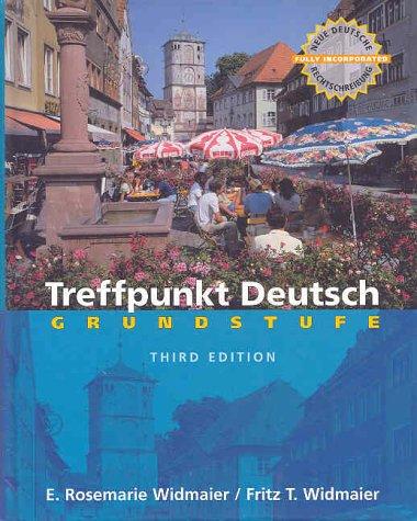 9780130953445: Treffpunkt Deutsch: Grundstufe (3rd Edition)
