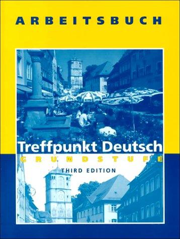 9780130953476: Treffpunkt Deutsch Arbeitsbuch
