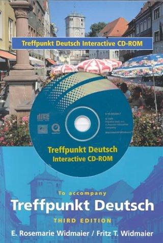 9780130953544: Treffpunkt Deutsch: Grundstufe