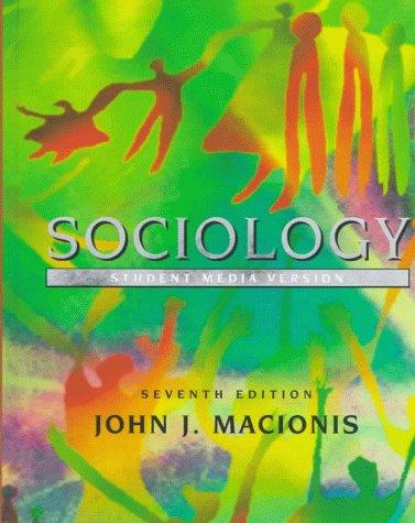 9780130953919: Sociology: Student Media Version (7th Edition)