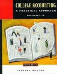 9780130954886: College Accounting: A Practical Approach, Chapters 1-15